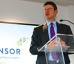 Greg Clark MP, Secretary of State for Business, Energy and Industrial Strategy.